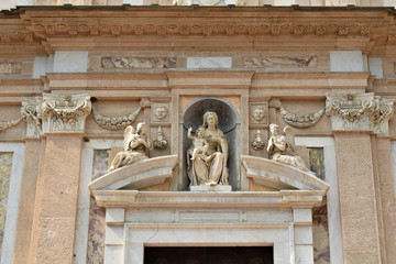 Wall Mural - Santuario di Nostra Signora della Misericordia