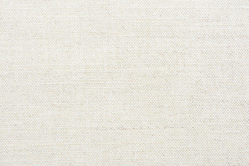 Aluminium Prints Fabric Fabric canvas natural linen beige texture for backgrounds
