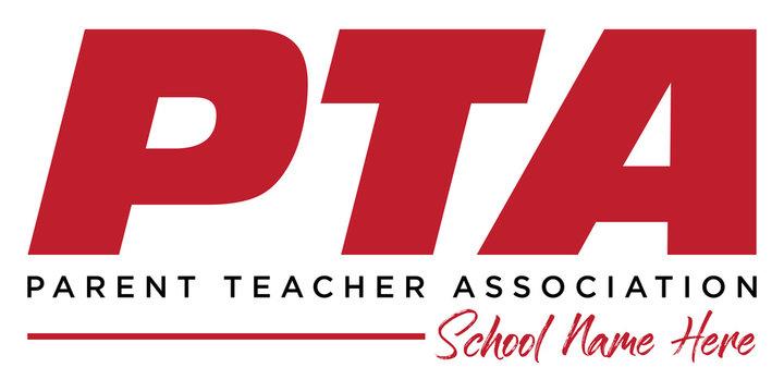 PTA Shirt Design | Parent Teacher Association Vector Tee | Print Ready Layout