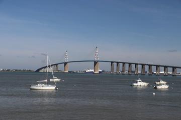 Pont de Saint-Nazaire, Loire