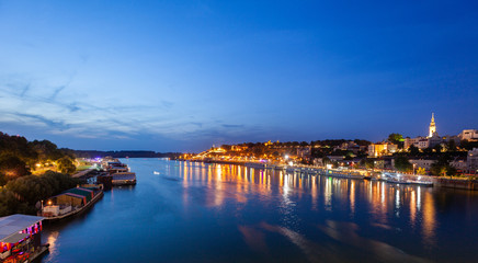 Belgrade Sava waterfront