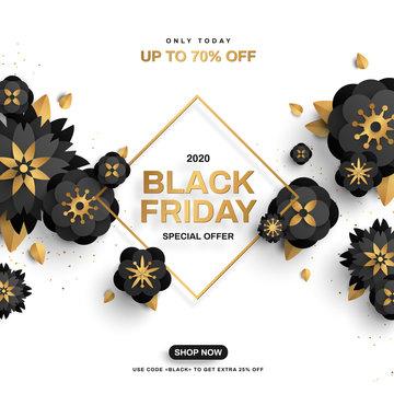 Black Friday sale frame