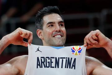 Basketball - FIBA World Cup - Semi Finals - Argentina v France