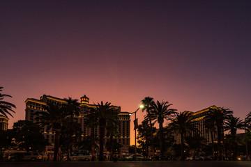 Poster Las Vegas Las Vegas USA