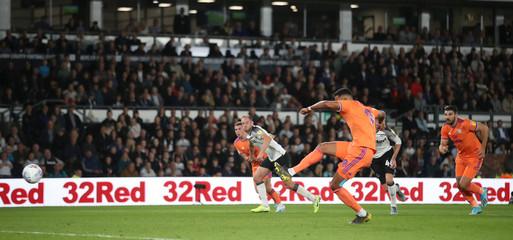 Championship - Derby County v Cardiff City
