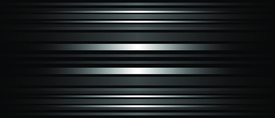 Dark Abstract background texture of horizontal lines