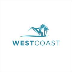 Line Art Home Bay Area Logo Inspiration