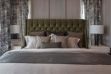 classic bedroom style