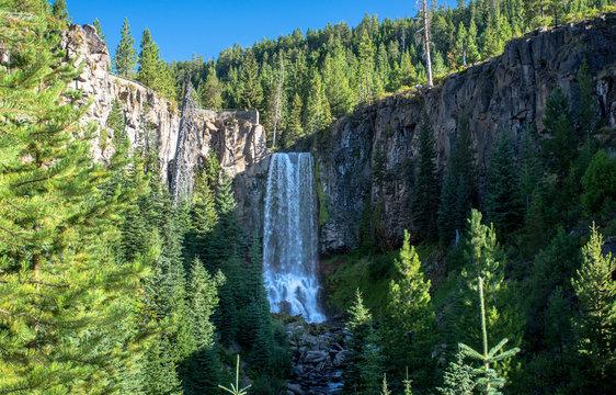 Tumalo Falls - Oregon State Park