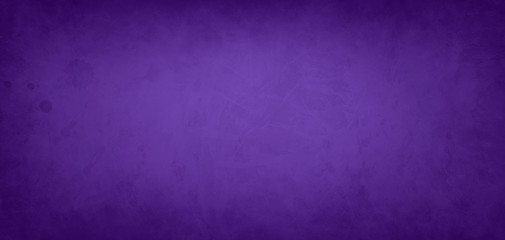 Wall Mural - Purple background with paint stains and spatter and old vintage grunge texture design, elegant rich color
