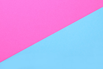 pink and blue background with diagonal, creative idea