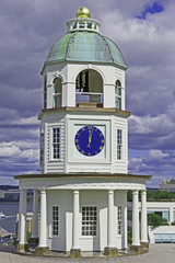 The Town Clock, also sometimes called the Old Town Clock or Citadel Clock Tower, is one of the most recognizable landmarks in Halifax, Nova Scotia.