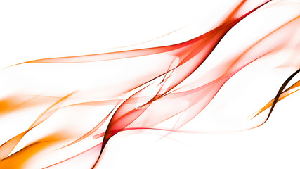 Wall Mural - abstract red background