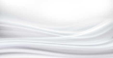 Wall Mural - abstract white background