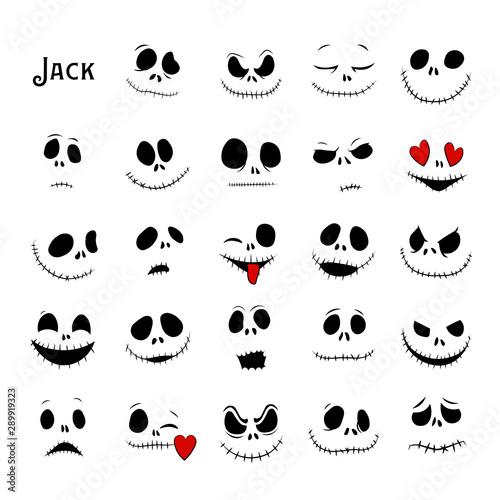 13 Best Jack Skellington Pumpkin Stencil