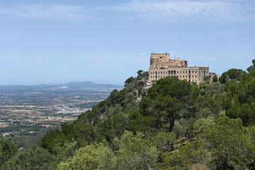 Santuari de Sant Salvador Monastery San Salvador, Spain