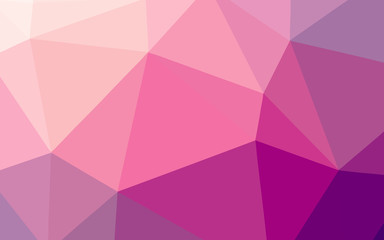Random Trianglify Triangle Abstract Pattern Colorful Background Art Wall mural