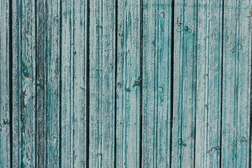 Abstract wooden background. Hangar wall made of painted wooden elements