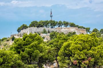 St. John's Fortress, Sibenik, Croatia Fototapete
