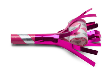 Party Blower Side View