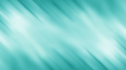 Fotobehang - light blue gradient background / turquoise radial gradient effect wallpaper