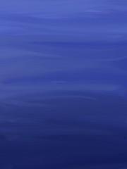 Ocean blue stripe paint wavy texture background