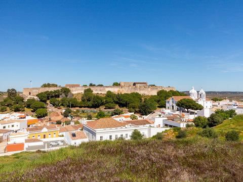 Vila e Castelo de Castro Marim, Algarve, Portugal