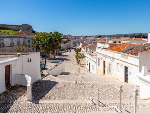 Vila de Castro Marim, Algarve, Portugal