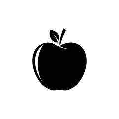 Apple vector illustration design icon logo