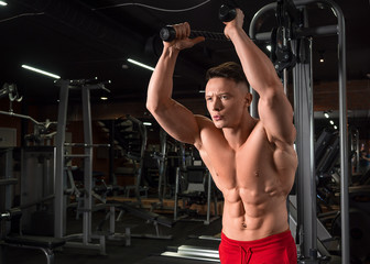 Best workout for sharpTriceps.