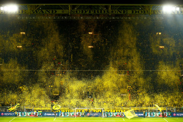 Champions League - Group F - Borussia Dortmund v FC Barcelona