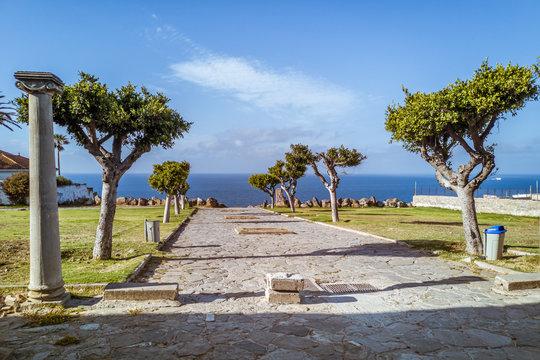 Phoenician necropolis