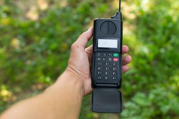 Retro mobil phone