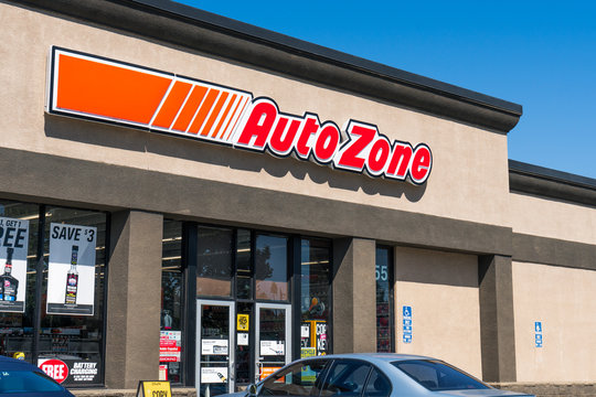 Sep 12, 2019 Santa Clara / CA / USA - AutoZone store in San Francisco Bay Area; AutoZone, Inc. is the largest retailer of aftermarket automotive parts and accessories in United States