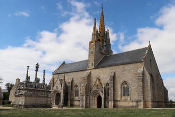 Calvaire de Tronoen - Kirche Saint Jean-Trolimon