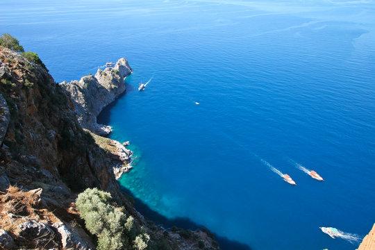 Mediterranean Sea - Alanya, Turkey