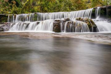 宮島峡 一の滝 秋
