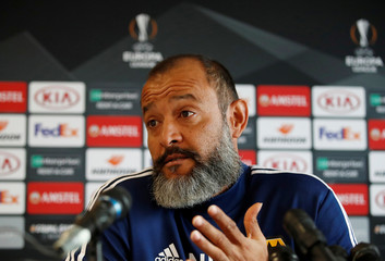 Europa League - Wolverhampton Wanderers Press Conference