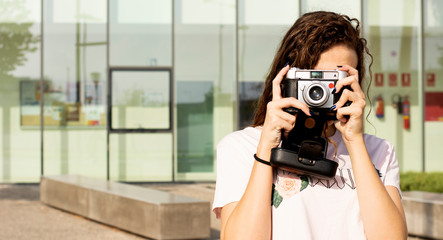 YOUNG TEENAGER WITH TECHNOLOGY IN THE HIGH SCHOOL PHOTOS AND MUSIC