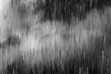 Abstract painting in monotone, digital illustration for background