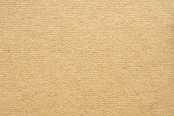 Brown eco recycled kraft paper texture cardboard background