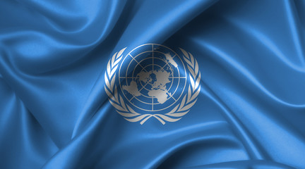 un flag - United Nations
