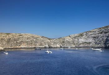 Bateau baie de Malte