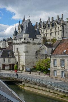 Loche, châteaux de la Loire