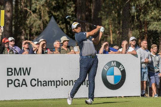 2019 BMW PGA Championship Wentworth 1st Round Sep 19th