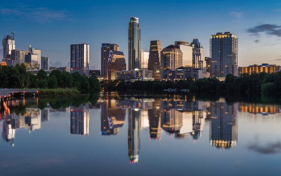 Austin Reflection