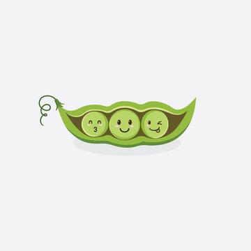 little peas in a pod