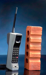 Old Brick Cell Phone.