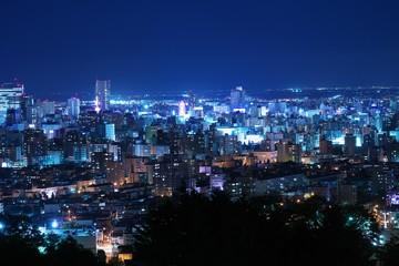 Poster Las Vegas 日本新三大夜景を照らす中秋の名月
