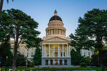 California State Capital-001